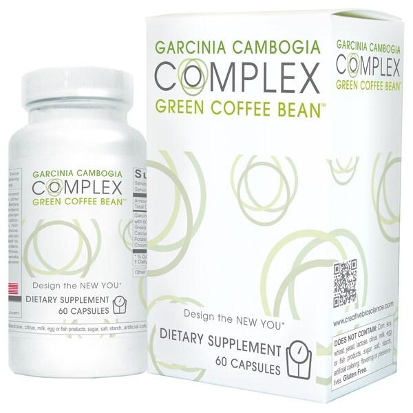 Garcinia Cambogia Plus Green Coffee Extract (90 caps
