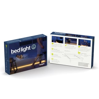 The Mylight LED Motion Activated Ambient Lighting Dual Sensors Kit