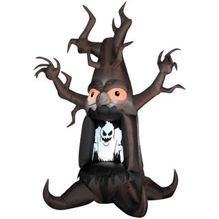 Halloween Airblown Inflatable 7-foot Ghost Tree