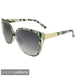 SWG Eyewear Women's Lace Detail Sunglasses