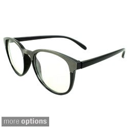 SWG Eyewear Women's Tailored Retro Oval Glasses