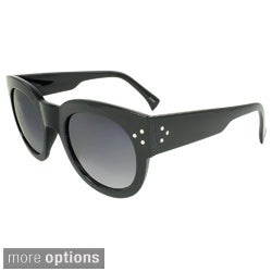 SWG Eyewear Women's New Yorker Oval Sunglasses