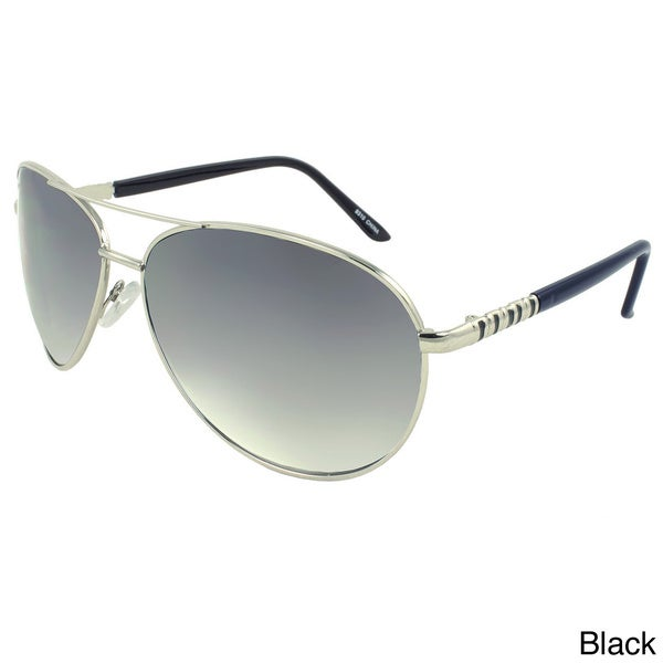 SWG Eyewear Piano Key Aviator Sunglasses