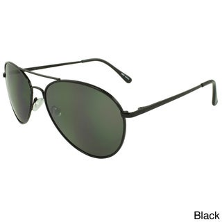 SWG Eyewear Urban Black Aviator Fashion Sunglasses