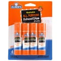 Elmer's Washable All Purpose School Glue Sticks 4/Pack