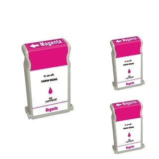 INSTEN Cartridge Set for Canon BCI-1302 (Pack of 3)