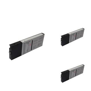 INSTEN Epson T6063M 220ml Magenta Cartridge Set (Remanufactured) (Pack of 3)