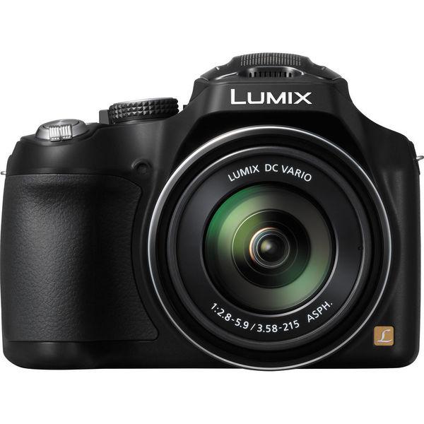 Panasonic Lumix DMC-FZ70K 16.1MP Black Digital Camera