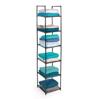 Richards Homewares 3-shelf Stackable Racks (Set of 2)