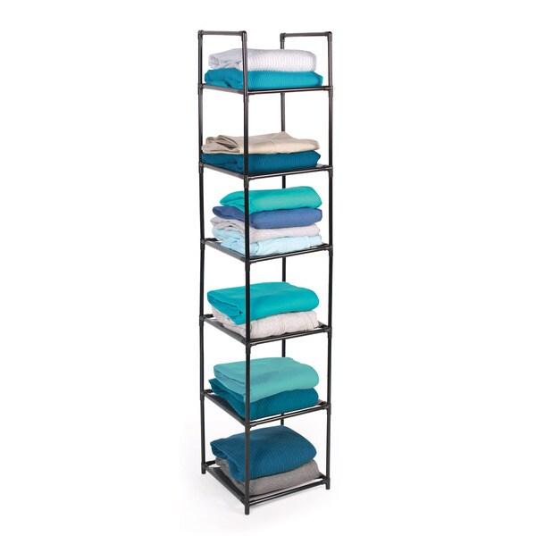 Richards Homewares 3-shelf Stackable Racks (Set of 2)
