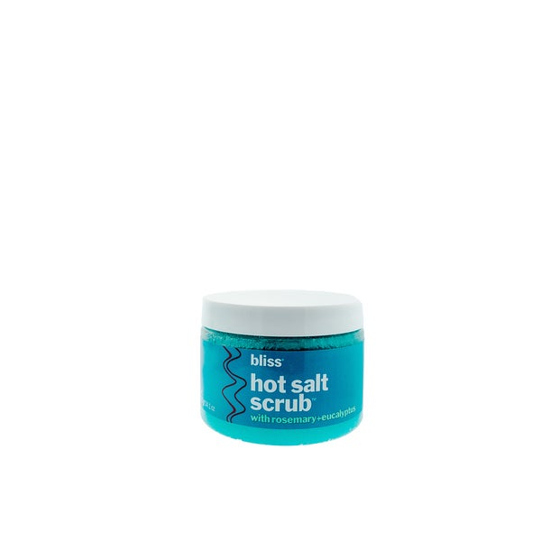Bliss 14.1-ounce Hot Salt Scrub with Rosemary and Eucalyptus