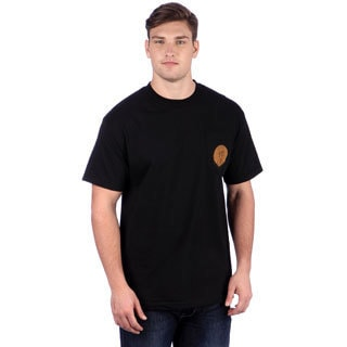 CYL Apparel Men's 'Penny Pocket' Cotton T-shirt