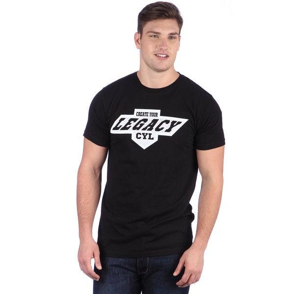 CYL Apparel Men's 'KINGS' Cotton T-shirt