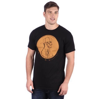 CYL Apparel Men's 'Penny' Cotton T-shirt
