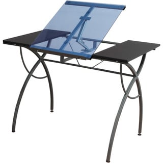 Catalina Craft Glass Table