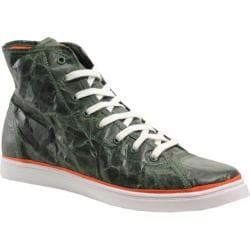 Men's Unstitched Utilities Next Day Mid Rifle Green/Creamsicle