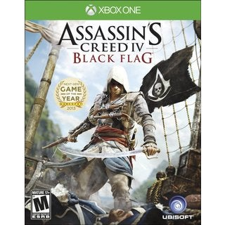 Xbox One - Assassins Creed IV Black Flag