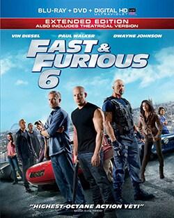 Fast & Furious 6 (Blu-ray/DVD)