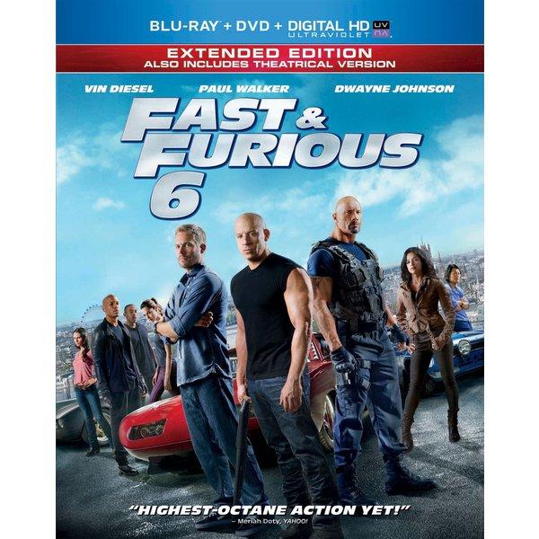 Fast & Furious 6 (Blu-ray/DVD) 11815017