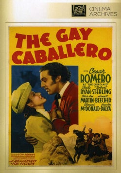 The Gay Caballero (DVD)