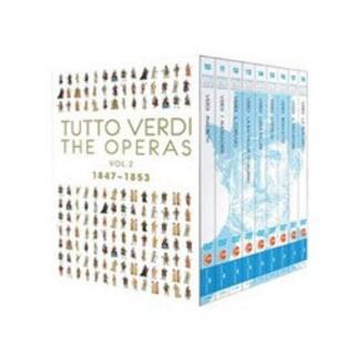 Tutto Verdi Operas, Vol. 2 (1847-1853) (Blu-ray Disc)