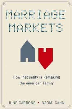 Marriage Markets: How Inequality Is Remaking the American Family (Hardcover)