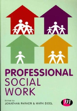 Professional Social Work (Paperback)