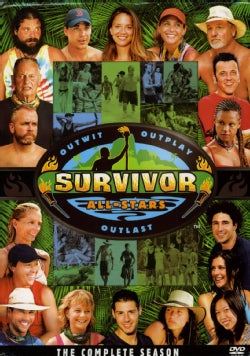 Survivor: All Stars - The Complete Season 8 (DVD)