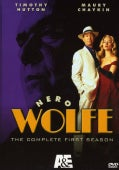 Nero Wolfe Season 1 (DVD)