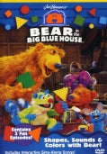 Bear In The Big Blue House: Shapes, Sounds & Colors With Bear (DVD)