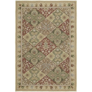Fiesta Multi-colored Indoor/ Outdoor Panel Rug (3'0 x 5'0)