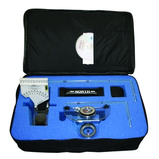 PA BROM II Back Range of Motion Instrument with Accessories