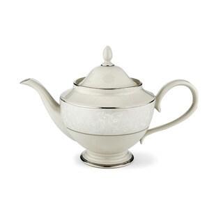 Lenox Pearl Innocence Tea Pot
