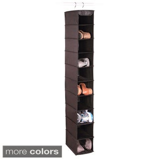 Richards Homewares Expressive Storage 10-shelf Shoe Organizer