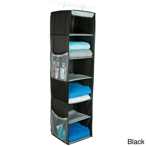 Richards Homewares Gearbox 6-shelf Sweater Organizer