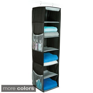 Richards Homewares Gearbox 6-shelf Sweater Organizer