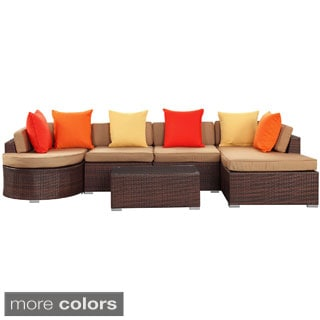 Montana Outdoor Patio 5-piece Sectional Set