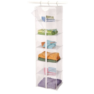 Richards Homewares 6-shelf Vinyl Sweater Organizer