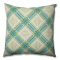 Pretty Edge Seaspray Throw Pillow