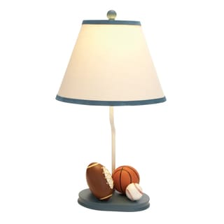 Casa Cortes 22-inch All American Sports Kids Table Lamp