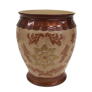 Sherry Kline Juliet Bath Waste Basket