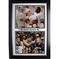 Texas's Three Amigos 12 x 18-inch Deluxe Photograph Frame