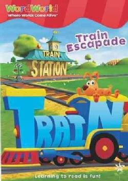 WordWorld: Train Escapade (DVD)