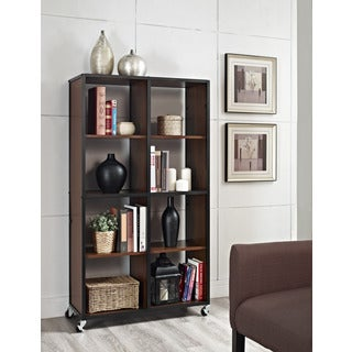 Altra Mason Ridge Mobile Bookcase and Room Divider