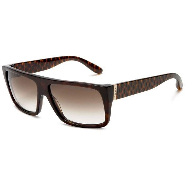 Marc Jacobs 'MMJ 096/S' Unisex Havana Sunglasses