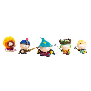 Kidrobot South Park Stick of Truth Collectors Pack