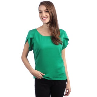 Kingdom & State Women's Tulip Sleeve Top