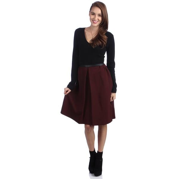 Kingdom & State Women's Studio Bell Skirt