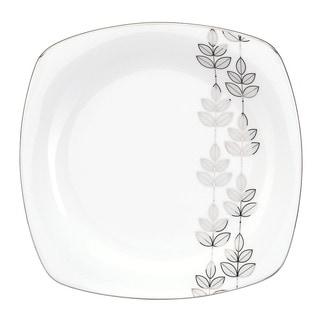 Lenox Platinum Leaf Square Dinner Plate