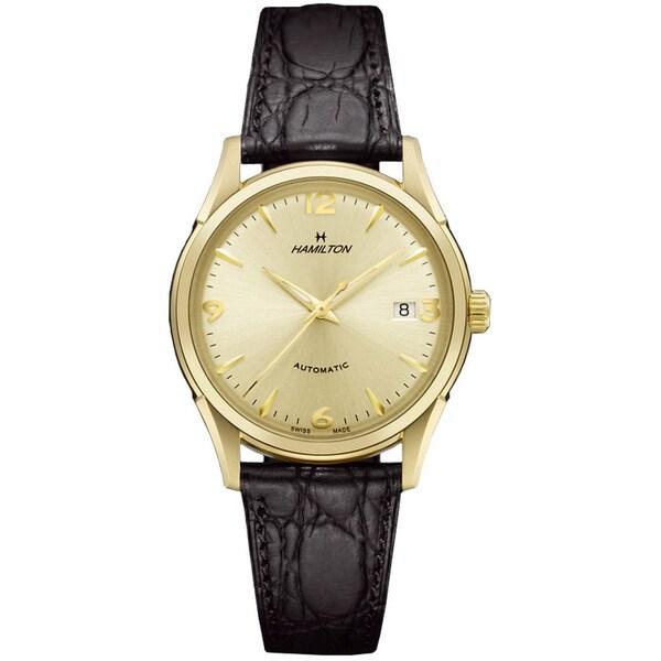 Hamilton Thin-O-Matic H38435721 Watch